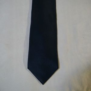 Arrow Blue Satin Tie